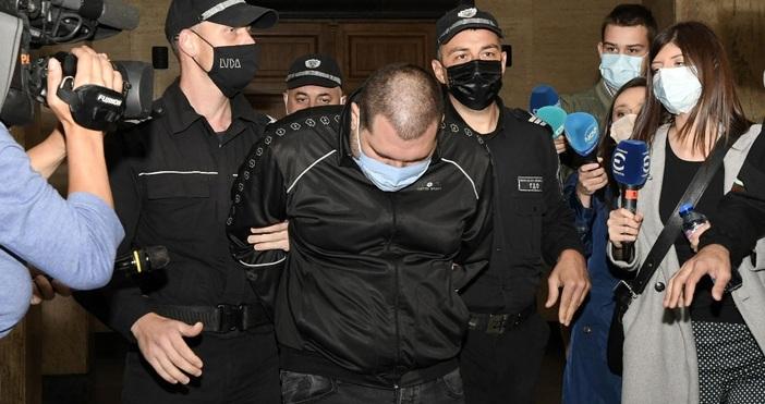 Състав на Софийски градски съд гледа мярката за неотклонение на