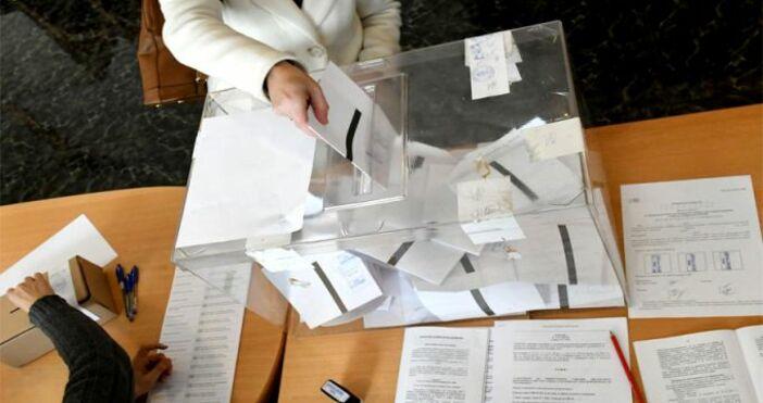 Централната избирателна комисия предлага да отпадне забраната за публикуване не
