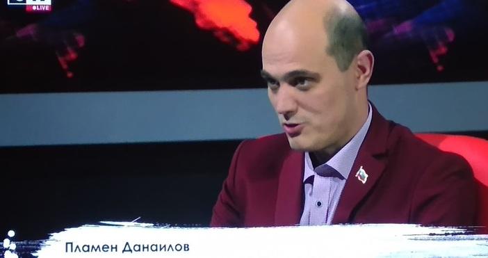 Финансистът Пламен Данаилов заяви, че финансовият министър избягва да се