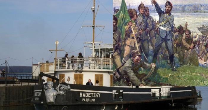 Снимка: Булфото, архивНавършват се 144 години от слизането на Ботевата