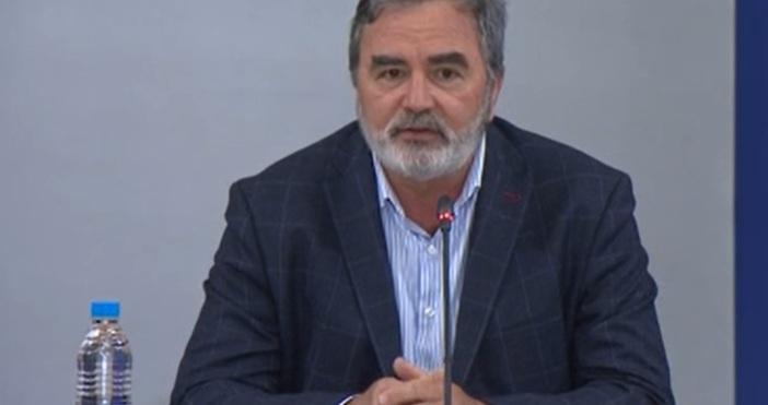 Д-р Ангел Кунчев от Националния оперативен щаб за борба с