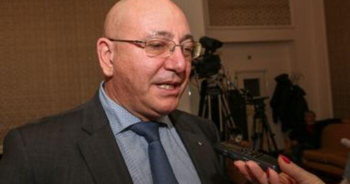 Снимка БулфотоКандидатът за нов заместник-министър на околната среда и водите