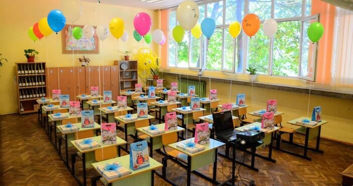 снимка Live.Varna.bgЕлектронната система за прием в първи клас за общинските