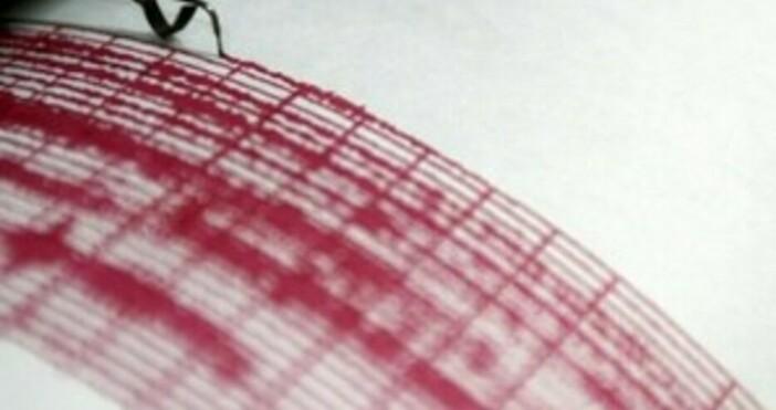 Земетресение от 4,4 по Рихтер удари Румъния преди минути, по