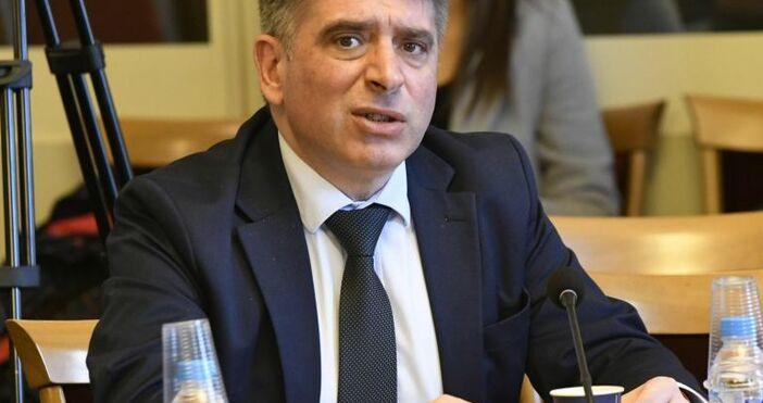 Снимка БулфотоМинистърът на правосъдието Данаил Кирилов не прие проведената процедура