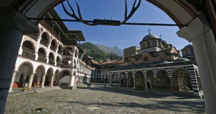 Снимка БулфотоДържавата дава 600 хиляди лева на Рилския манастир. Решението