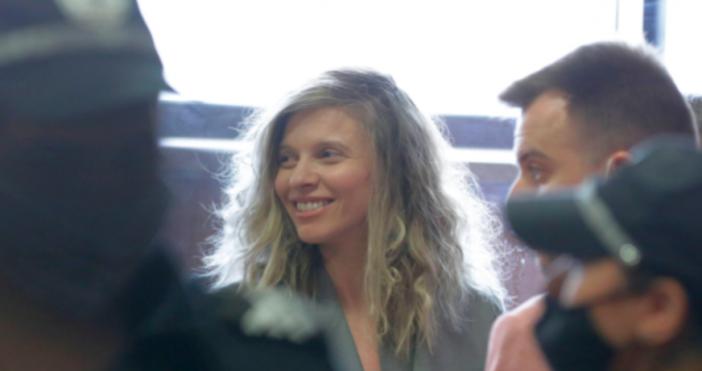 Снимка БулфотоСпециализираният наказателен съд пусна под домашен арест певицата Лиляна
