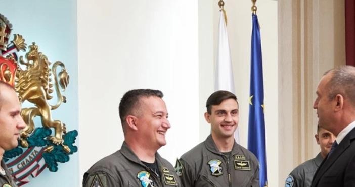Пресцентър ПрезидентствоПрезидентът и върховен главнокомандващ на Въоръжените сили Румен Радев