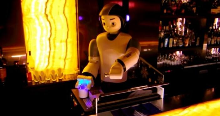 ptofit.bgРоботите все по-често се срещат из баровете на Южна Корея.