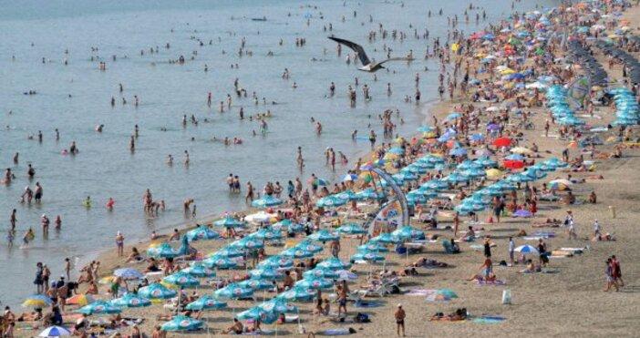 БНТснимка: БулфотоГоляма част от хотелите на Черноморието и в зимните