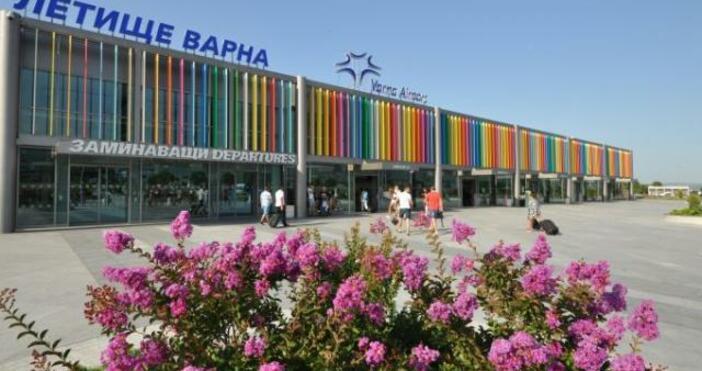 Снимка: Летище ВарнаЛетателната програма на летищата в Бургас и Варна