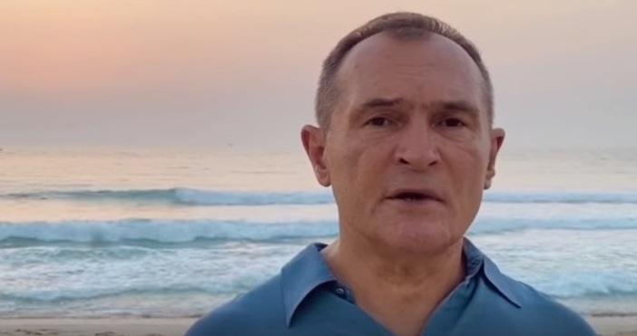 На фона на морски пейзаж в от плажа в Дубай