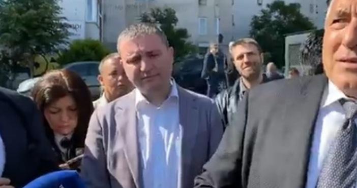 Целта на нападките наБожков е дискредитация.Това заявифинансовият министър Владислав Горановпред