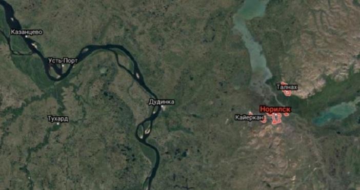 САЩ предложиха на Москва помощ след сериозния разлив на гориво