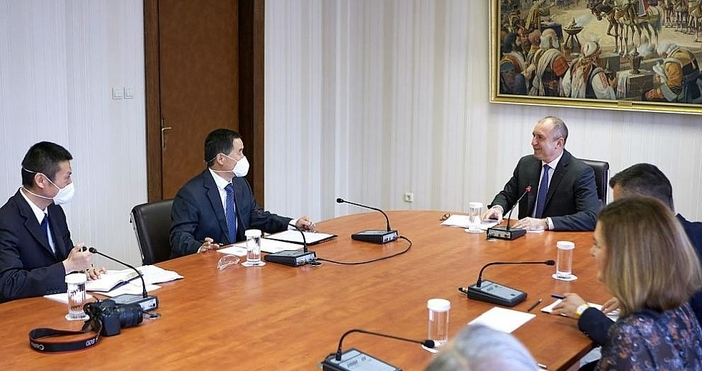 Снимка: Президентство на БългарияДа бъде сформиран съвместен екип за изграждане