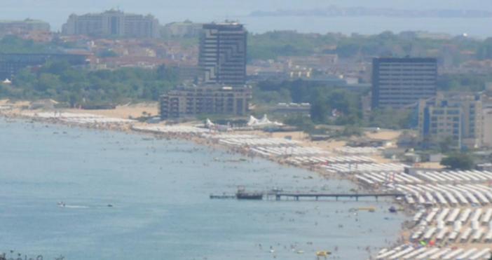 Снимка: БулфотоБългарският курортСлънчев бряге най-евтината от 42 дестинации в годишния