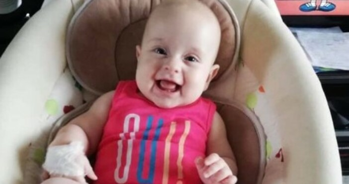 Родителите на 5-месечната Димана от Варна имат нужда от средства