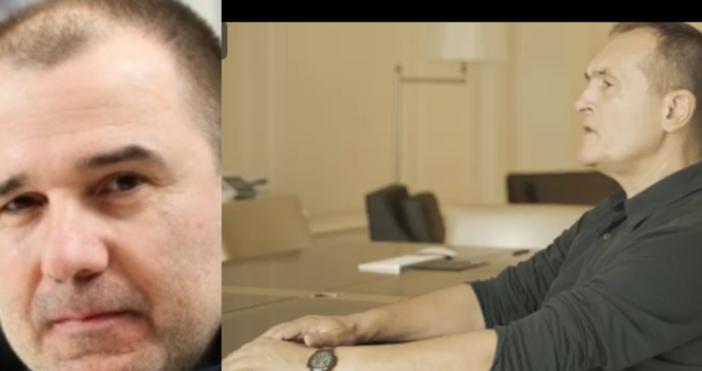 Кадър ФейсбукБившият съдружник на милиардера Васил Божков и настоящ основен