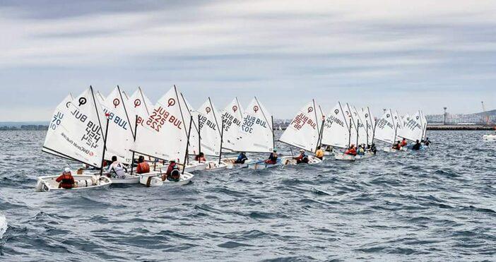 Снимка: Пресслужба на Черно море-БризСК Черно море Бриз ще участва
