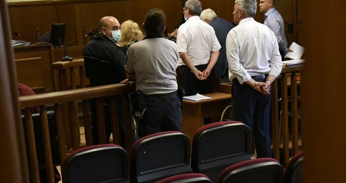 Снимка: БулфотоДвама от тримата задържани висши антимафиоти остават в ареста.