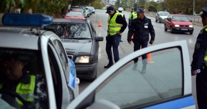 """снимка; Булфото""""Пътна полиция"""" започва нова акция през летните месеци, съобщават"""