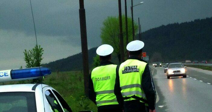 снимка: Булфото5000 шофьори са глобени само за седмица, след като
