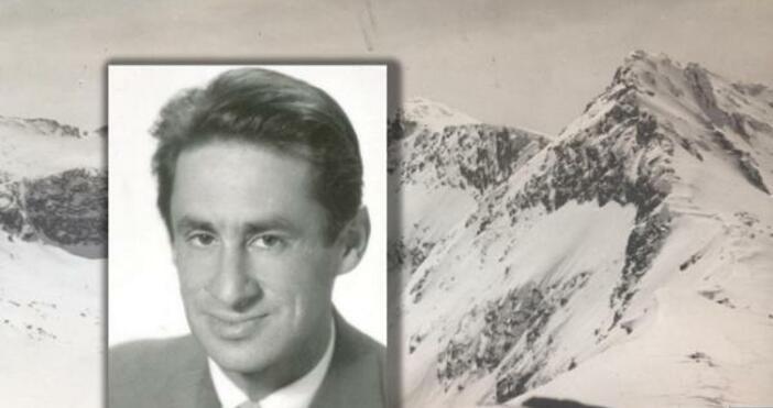 БНРСнимка: 360magНа 94-годишна възраст почина доайенът на българския алпинизъм -