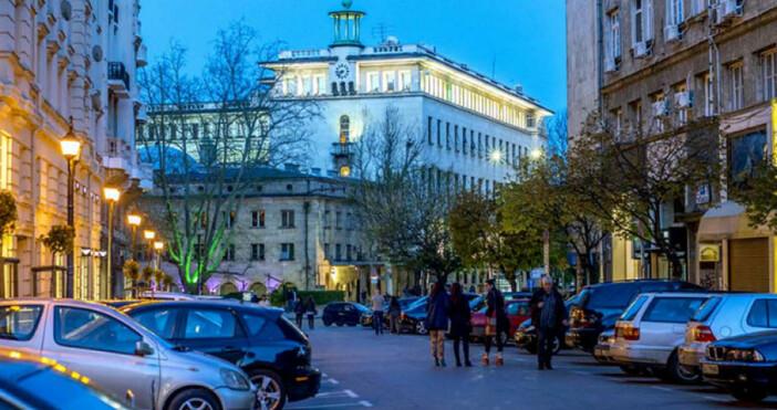 """БНРснимка: sofia-agk.comОт днес част отулица """"Съборна""""в центъра на София става"""