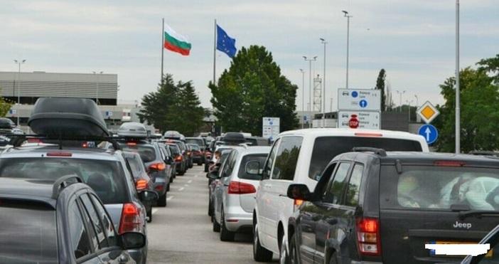 Снимка: БулфотоОт 14:00 часа днес всички туристи към Гърция ще