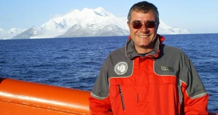 Снимка:Български антарктически институт Кризата около COVID-19 не подмина и ледената