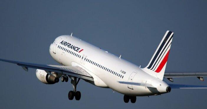 Кадър Air FranceAir France-KLM планира да съкрати над 7500 работни