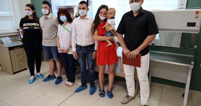 """снимки: БулфотоСдружение """"Аз вярвам и помагам"""" направи дарение на нови"""