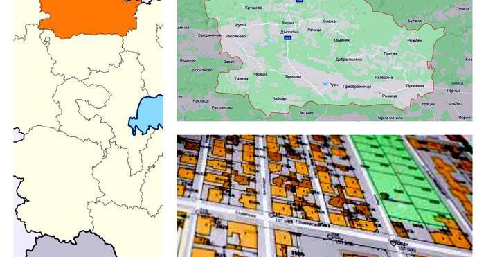 Дългогодишните усилия на държавата за попълване на кадастралната карта дават