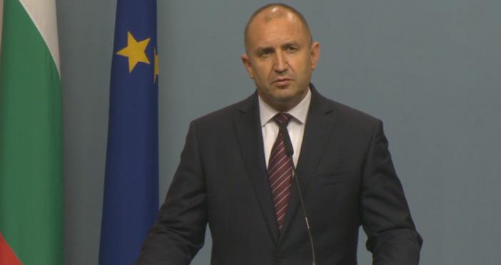 Кадър: БНТНеведнъж съм заявявал, че България ще се превърне в