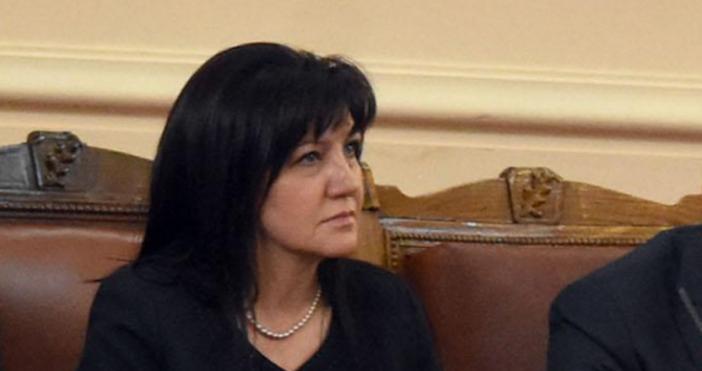 Снимка БулфотоПредседателят на Народното събраниеЦвета Караянчеваотбеляза значимостта на Иван Вазов