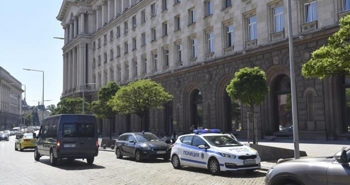 Снимка БулфотоАкцията на прокуратурата в президентството приключи. Служители на бюрото