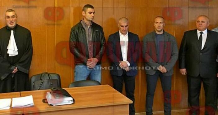 Снимка: ФлагманТежкият наказателен съд в Къркларели е разпоредил четиримата ексграничари