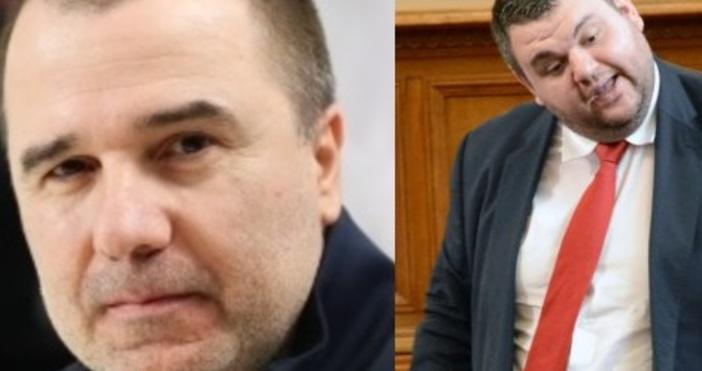 БулфотоОсновният свидетел срещу обвиняемия Васил Божков Цветомир Найденов попита в