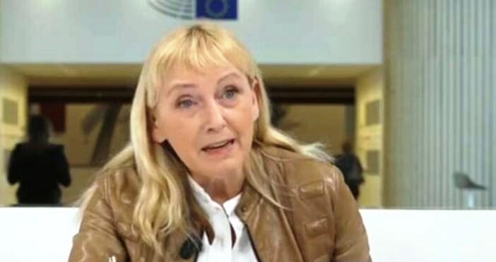 Елена Йончева, евродепутат от Групата на Социалистите и Демократите в
