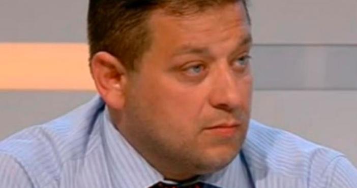 Кадър бТВКоментар на експерта по национална сигурност Николай Марков във