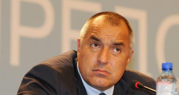 Снимка БулфотоМинистър-председателят Бойко Борисов призовава изпълняващият длъжността в момента началник