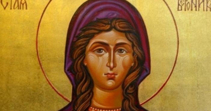На 12 юли Православната църква почита паметта на Света Вероника.На