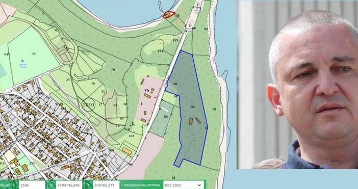 Карта Дневник.бгМътна сделка се подготвя във Варна в разгара на