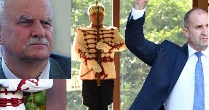 Кадър БулфотоБившият главен прокурор проф. Никола Филчев направи коментар на