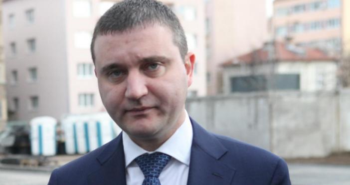 Снимка БулфотоПравителството не обмисля оставка, обяви в Пловдив финансовият министър