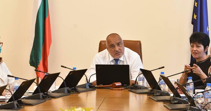 Снимка: БулфотоПредседателят на ГЕРБ и министър-председател на България Бойко Борисов