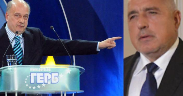БулфотоБойко Борисов няма конституционно право да хвърля страната в предсрочни