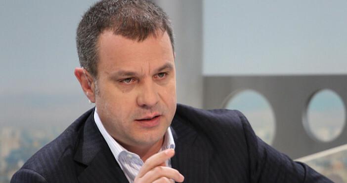 Снимка БулфотоБългарската национална телевизия прекъсна новините си, за да покаже