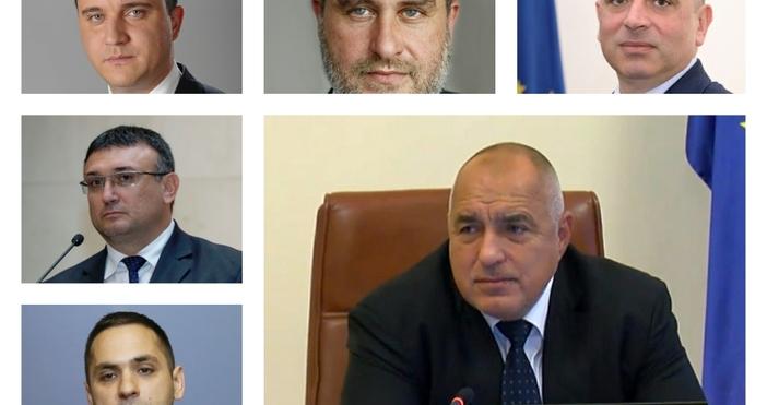 Колаж ФлагманБлизо една трета от министрите да бъдат уволнени, но