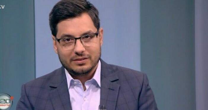 Коментар на водещияСветослав Ивановкадър: БТВbtv.bgС идването на септември, България ще